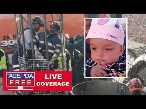 Trapped Spanish Boy Rescue - LIVE COVERAGE