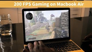 How to Game at 200 FPS on MacBook!!!