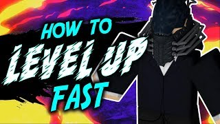 FASTEST Way To Reach MAX Level | Best Quirk For Leveling in Boku No Roblox Remastered | iBeMaine