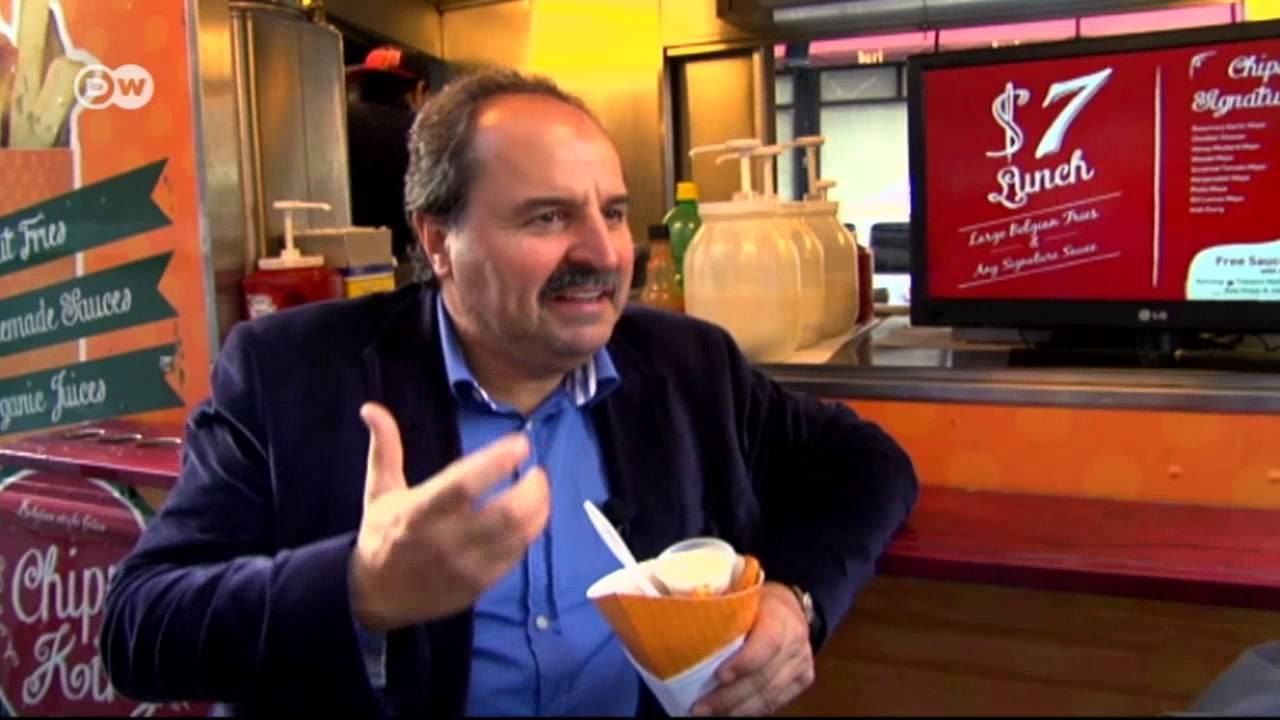 Chef Johann Lafer's food@ucation Project | Euromaxx