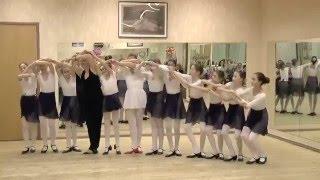 """Открытый урок ансамбля народного танца """"Калинка"""""""
