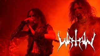 Watain - Legions of the Black Light (live Lyon - 31/03/2014)