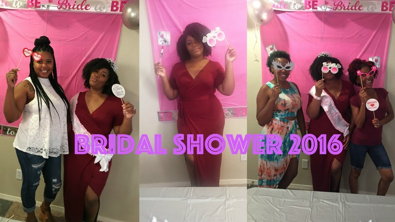 my bridal shower throwback opening naughty gifts