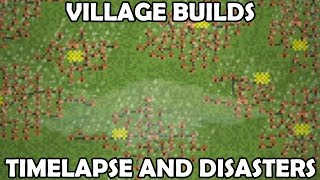 Gambar cover WorldBox Timelapse (Village build and Disasters)