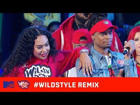 B. Simone \u0026 Zoie vs. Pretty Vee \u0026 HiMyNamesTee 🔥 | Wild 'N Out | #WildstyleREMIX