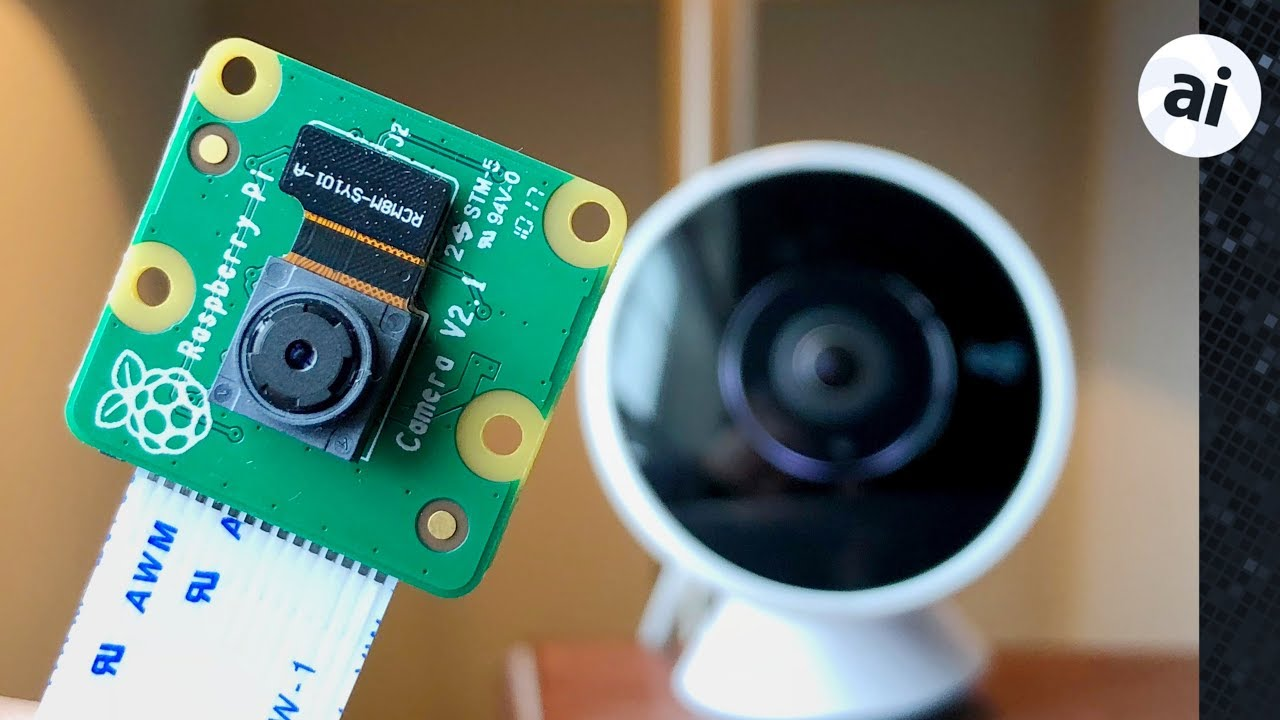 How to create your own HomeKit camera with a Raspberry Pi and HomeBridge