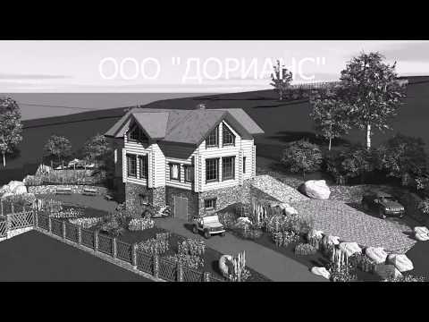 Деревянные дома и бани под ключ, строительство брусовых