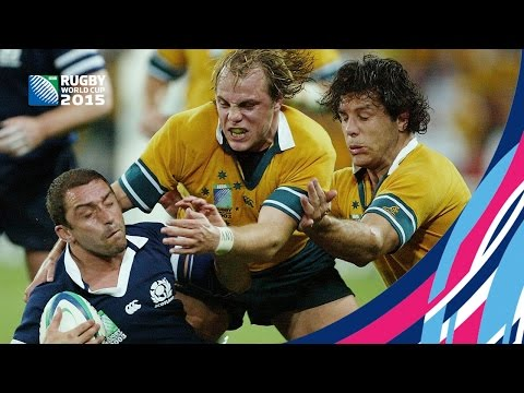 Australia and NZ shine in RWC 2003 quarter finals
