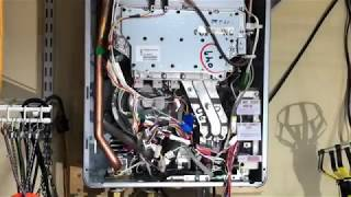 Rinnai Water Heater stops heating - Diagnostic Code 10 on RL94I