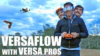 VERSAFLOW - with Versa Pros | Flite Test
