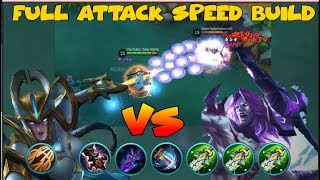 Full Attack Speed KARRIE vs Full Attack Speed MOSKOV | WHO IS GOING TO WIN? (99% WILL FAIL)