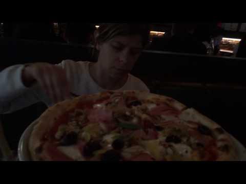 Macchiato Woodfire Pizza And Coffee Roastery Restaurant, Sydney