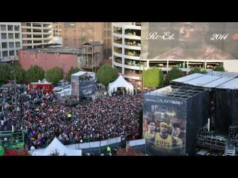 Go Pro Time Lapse Of 3 Iconic Cleveland Events