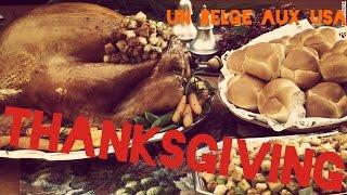 Un Belge aux USA : Thanksgiving