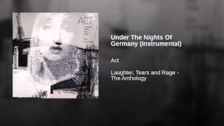 Under The Nights Of Germany (Instrumental)