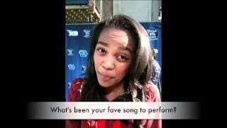 CHINA ANNE McCLAIN's A.N.T. FARM Dish +