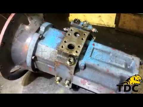 Ремонт гидравлического насоса Fuchs MHL 360