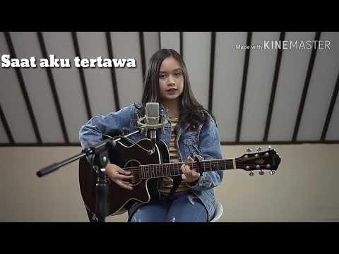 Merindukanmu - D'Masiv | Chintya Gabriella Cover (Lyrics)