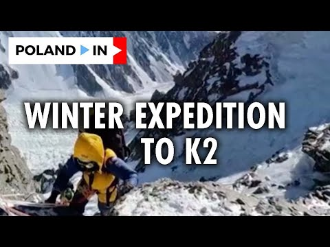 International WINTER EXPEDITION to K2 including two POLES reaches base- Poland In