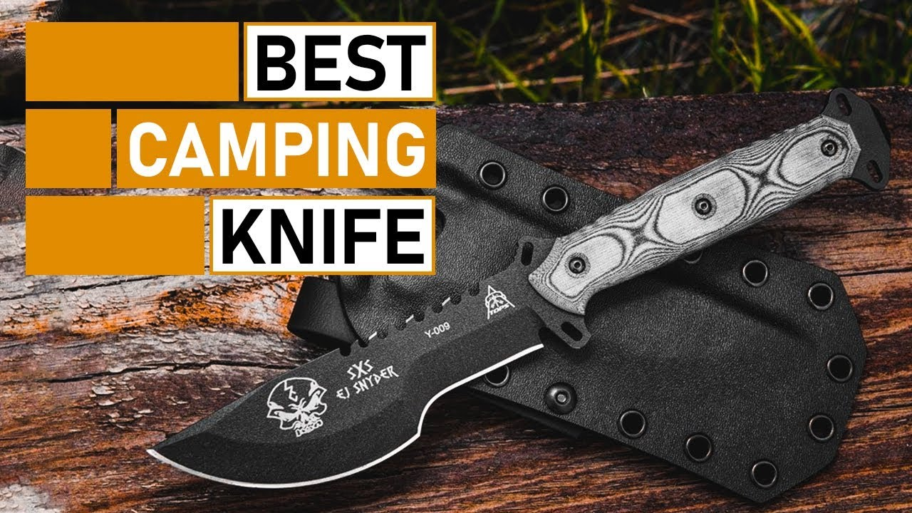 Amazing Outdoor Survival Knives | Mora / Gerber / CRKT / Buck