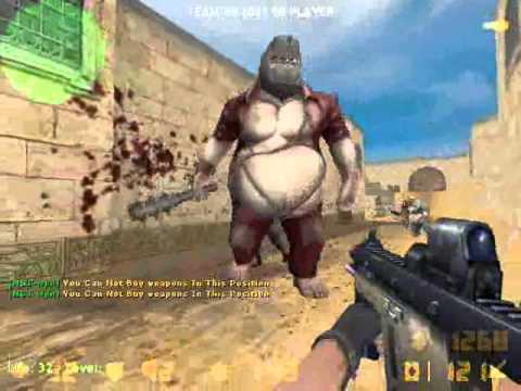 Counter-Strike Online Zombie Mod By Tanapone
