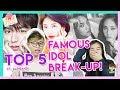 TOP 5 PASANGAN IDOL FENOMENAL YG SUDAH PUTUS ! ft. Alphiandi - JELI #5