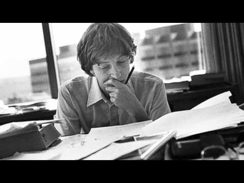 How did Bill Gates Become Successful? by Russell Sarder: Author, Business Magnate, CEO