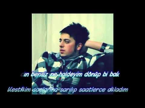 Serkan Pala - Cantanem Sen Gitme [ Ft Kademran ] 2013