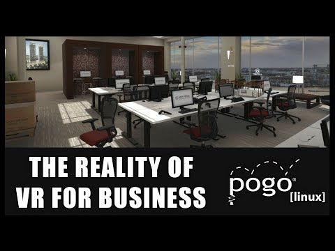 The Reality of VR for Business