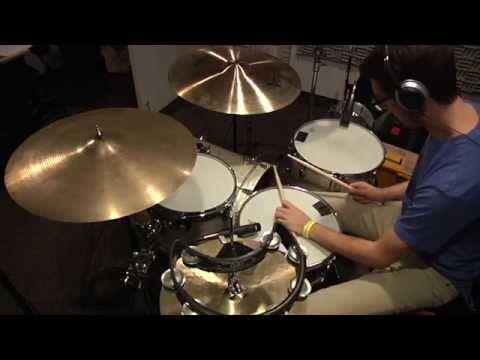 Page CXVI Be Thou My Vision Drum Cover