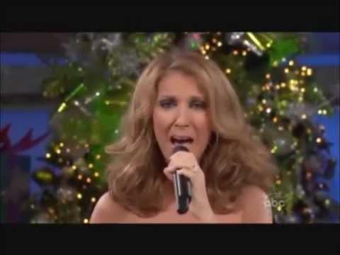 Celine Dion - Oh Holy Night LIVE | Doovi