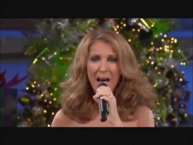 Christmas Song With Mariah Carey Celine Dion Live Youtube
