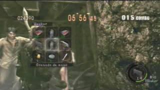 RE5: solo wesker mines 328000 part 1