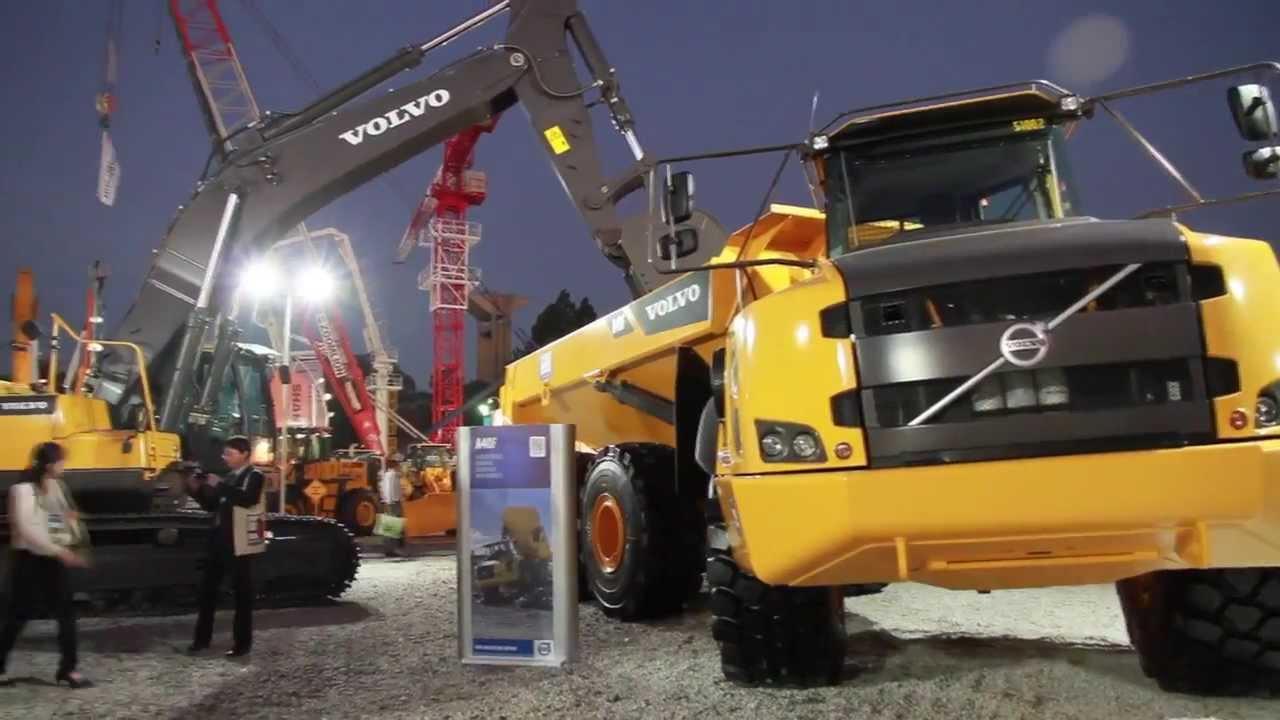 Resultado de imagem para empresa - Volvo CE (máquinas de construção