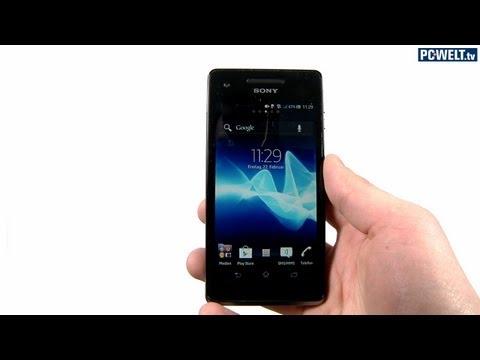 Sony Xperia V im PC-WELT-Test