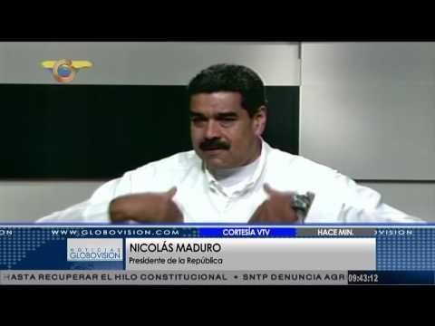Maduro: Oposición quería alargar fecha de la Constituyente para inscribirse