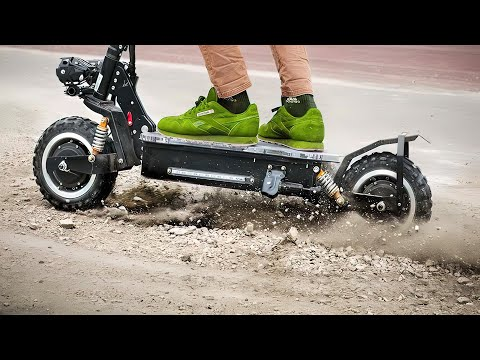 Top 10 BEST ELECTRIC SCOOTERS