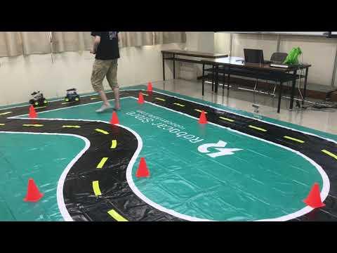 DonkeyCar/AI機械学習