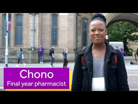 A Day In The Life: Pharmacy At The University Of Manchester