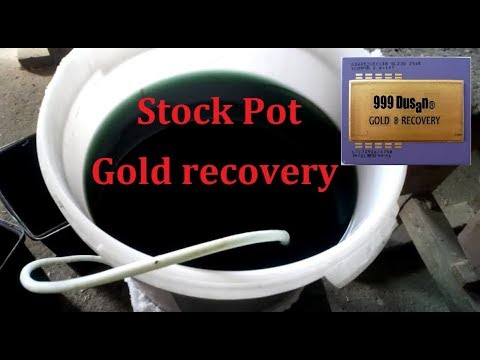 STOCK POT Gold recovery!