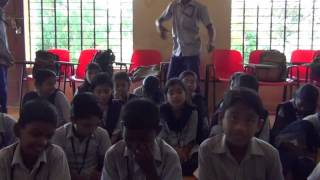 MUSIC QUIZ,GHSS Thevannoor,Kollam,Kerala,India,Upper primary 4/7