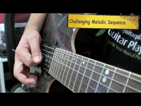 Challenging Melodic Sequence