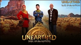 Unearthed:Trail of Ibn Battuta - NVidia Shield Tablet - HD Gameplay Trailer