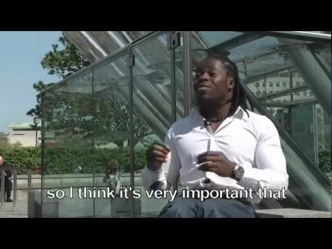 Paralympics and Accessible Tourism - Ade Adepitan