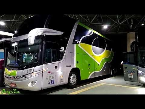 Exclusivo ônibus da Brasil Sul, Rodoviária Osasco vai vendo...