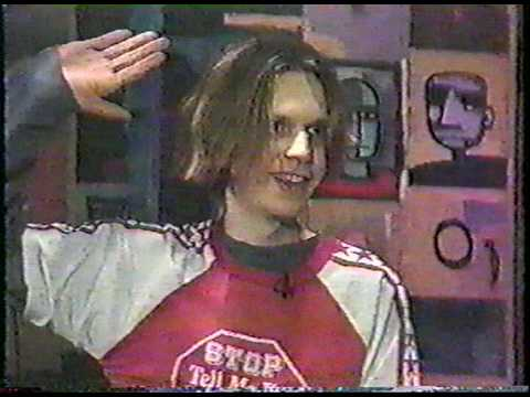 Beck interviewed by Thurston Moore, 1994