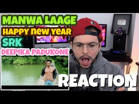 Manwa Laage - Happy New Year | Shah Rukh Khan | Arijit Singh | REACTION