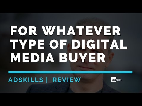 For Whatever Type Of Digital Media Buyer You Are - AdSkills…