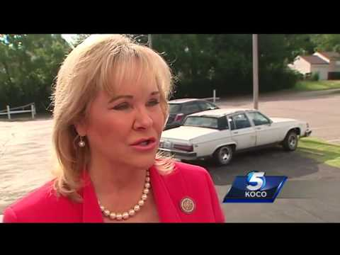 Mary Fallin talks what she could bring to a Trump-Fallin ticket