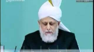 Eid-ul-Fitr Sermon 2010  Part 4